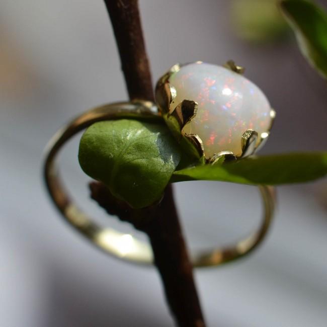 Australský opál přírodní 53