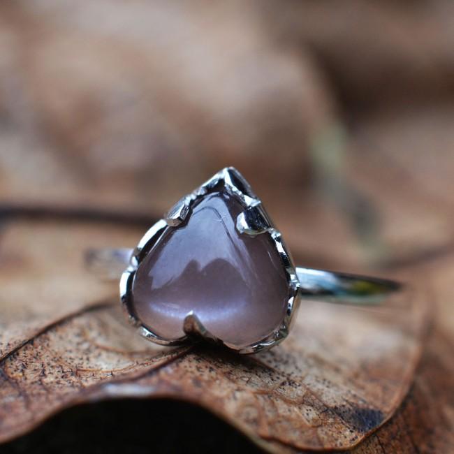 Chocolate moon stone 54