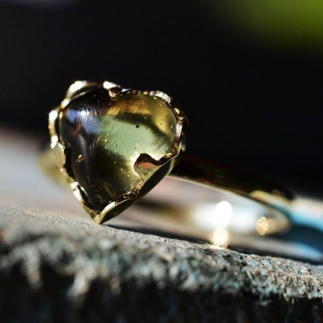 Vltavín srdce 53